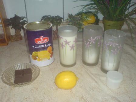 حلويات الفطر الكلير بالصور مقادير